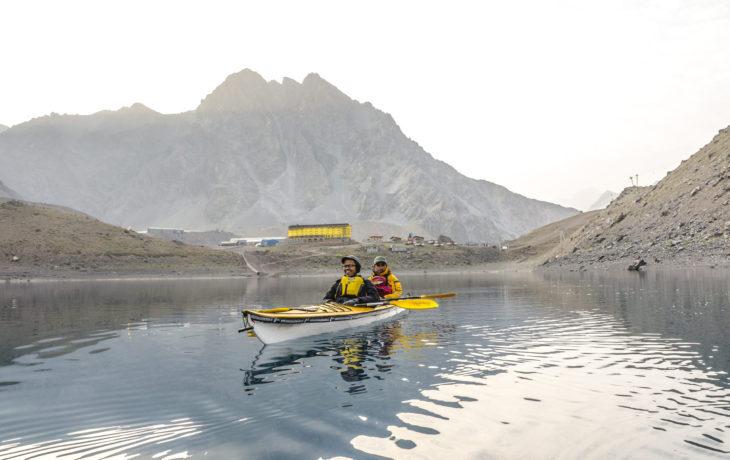 Laguna del Inca | Festival Portillo 2020