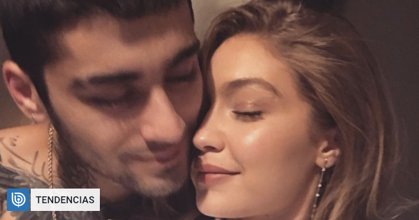 Gigi Hadid reveló el nombre de su primera hija junto a Zayn Malik y ...