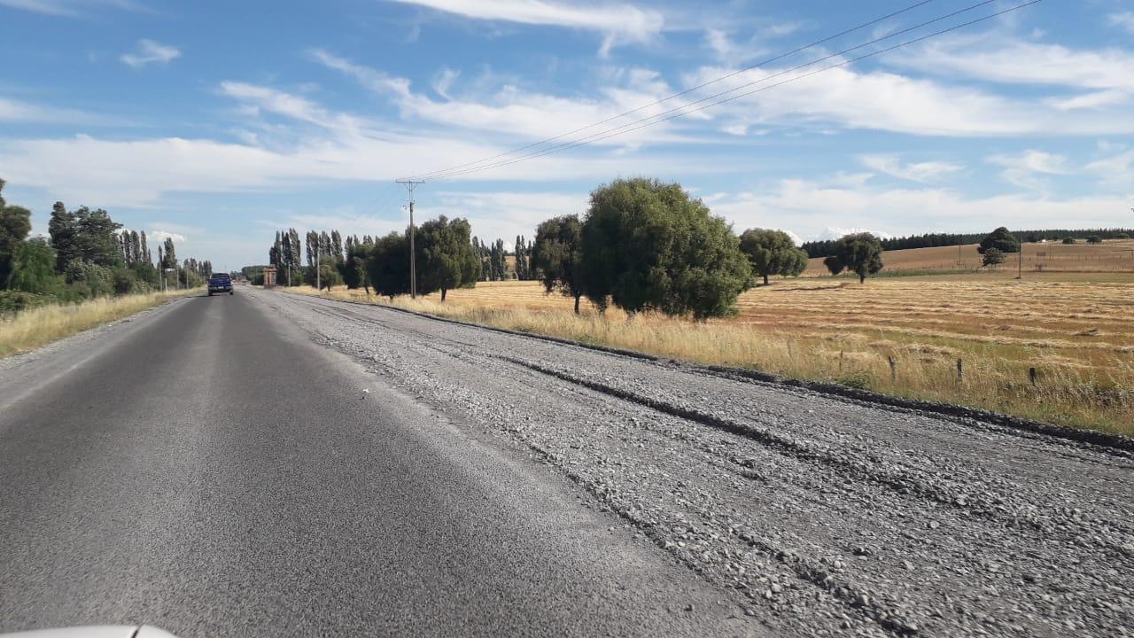 Ruta Yumbel Cabrero Concepción