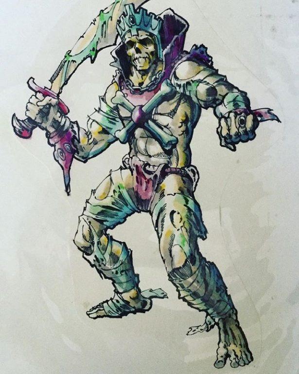 Skeletor original