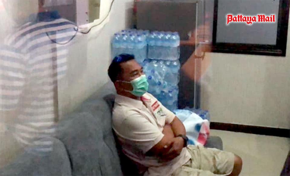 Taxista agresor detenido