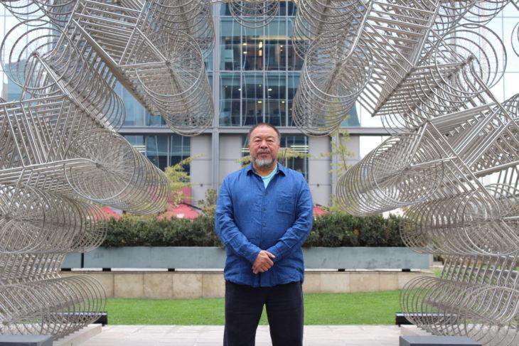 Ai Weiwei | Fundación CorpArtes