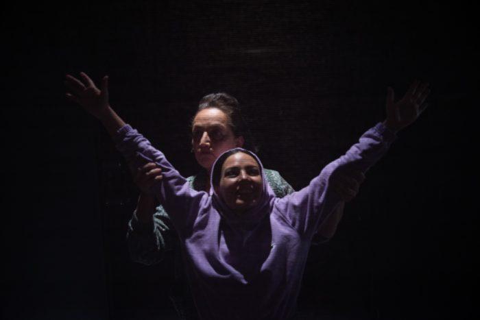 Nunca nadie va a llorar por mujeres como nosotras   Foto: Lorenzo Mella