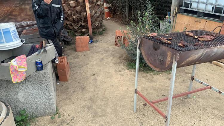 Asado en Quilpué