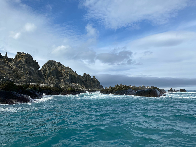 Nuevo estudio: océanos podrían devolver a la atmósfera sustancias que afectan la capa de ozono