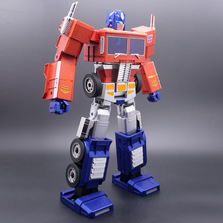 Optimus Prime Collector's Edition