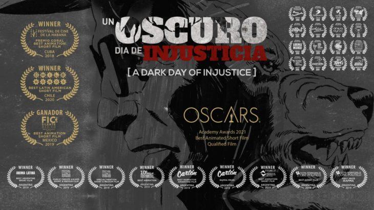 A Dark Day of Injustice | Cedida