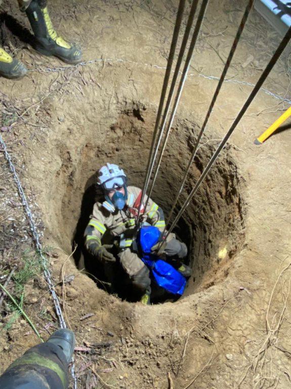 Encuentran cuerpo en pozo de la comuna de Collipulli: indagan si sería hombre extraviado desde marzo