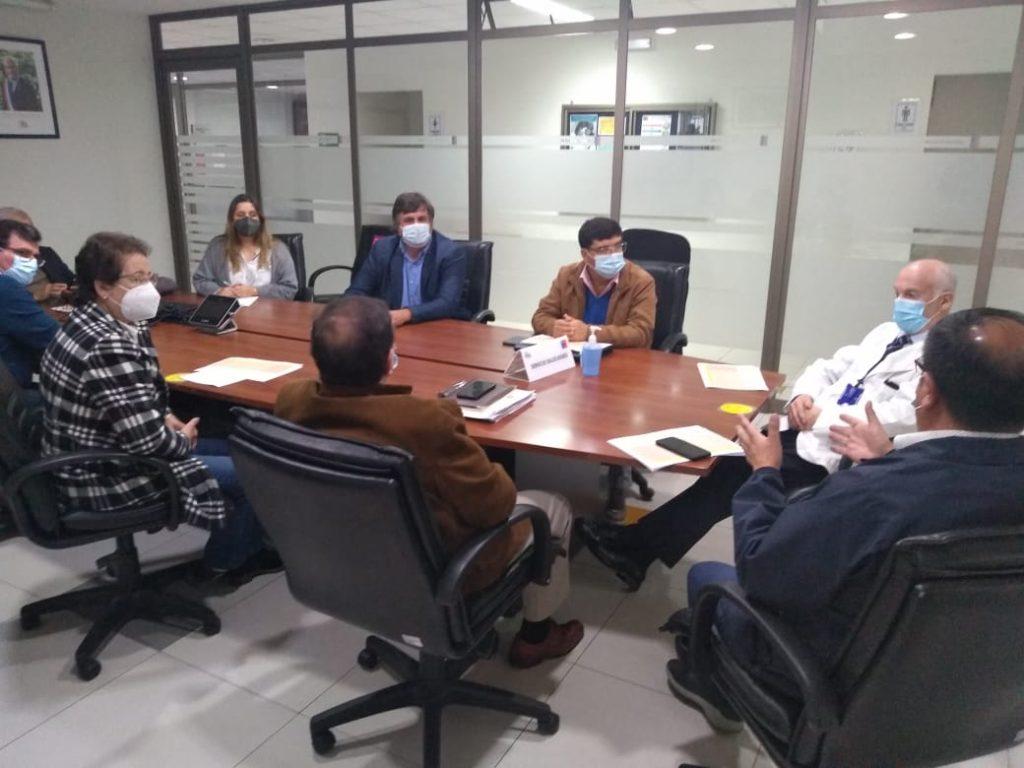Plan covid 2.0: presentan proyecto de telemedicina para provincia de Bío Bío