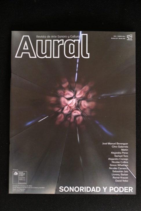 Aural - Sonoridad y Poder | Cedida: Tsonami  Arte Sonoro