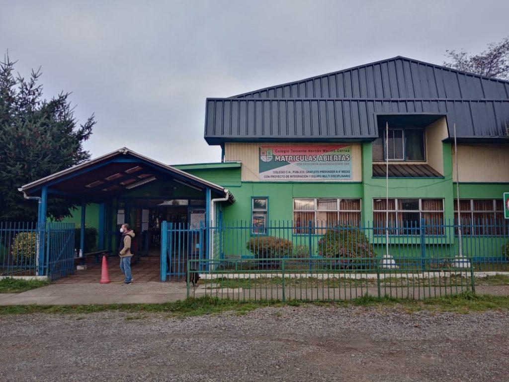 colegio Valdivia elecciones