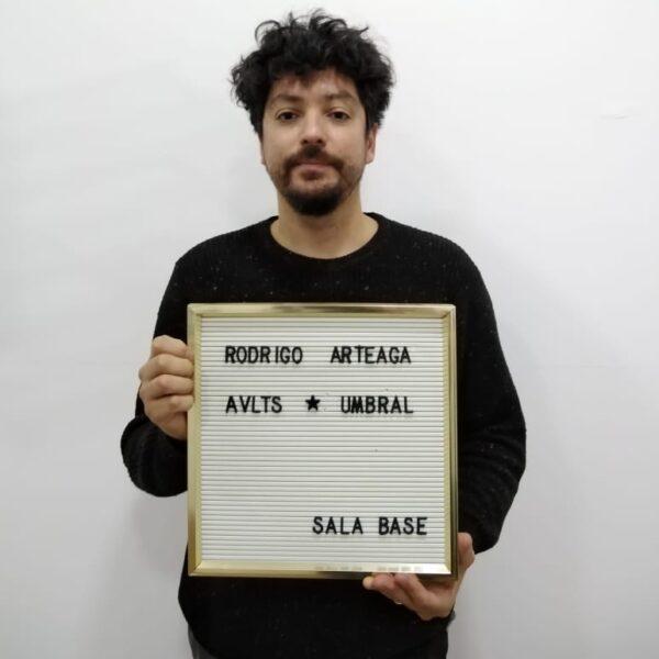 Rodrigo Arteaga | Cedida