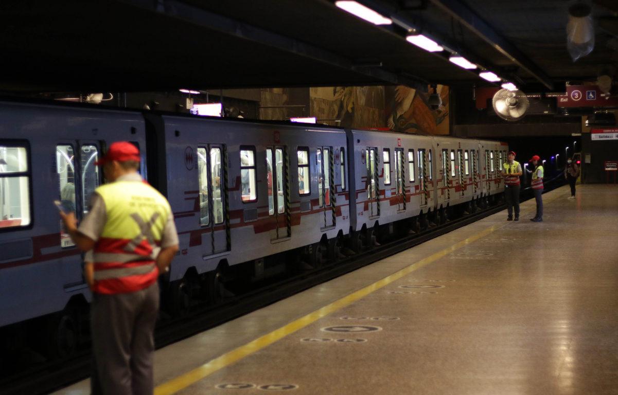 toque de queda Metro