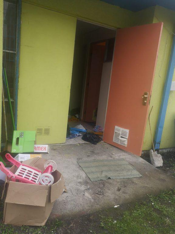 Cámaras registran nuevo robo a jardín infantil en Hualpén: es el cuarto delito contra el recinto