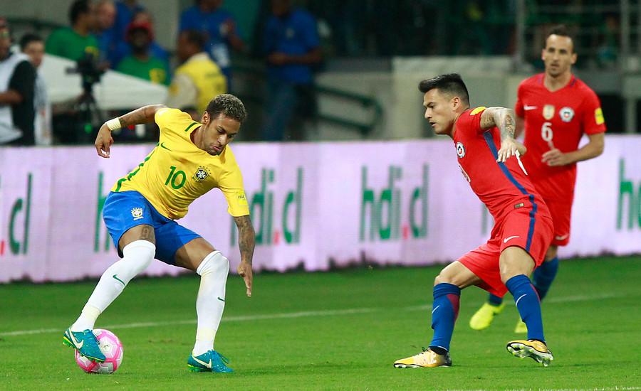 Dónde ver en vivo el Brasil vs Chile por cuartos de final de Copa América