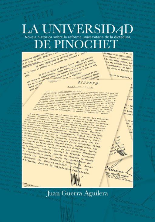 Portada La Universidad de Pinochet