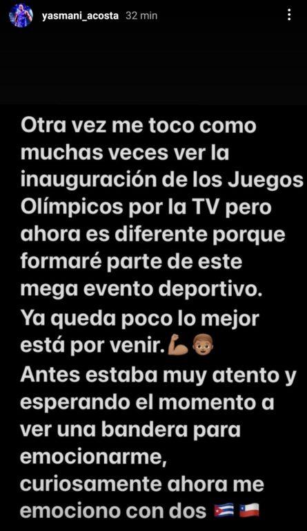 Yasmani Acosta   Instagram