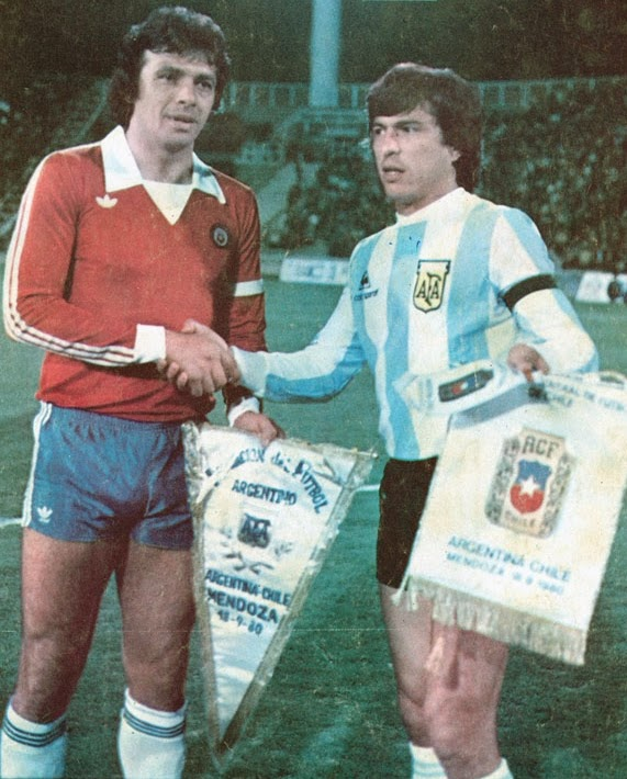 Argentina Chile (1980)