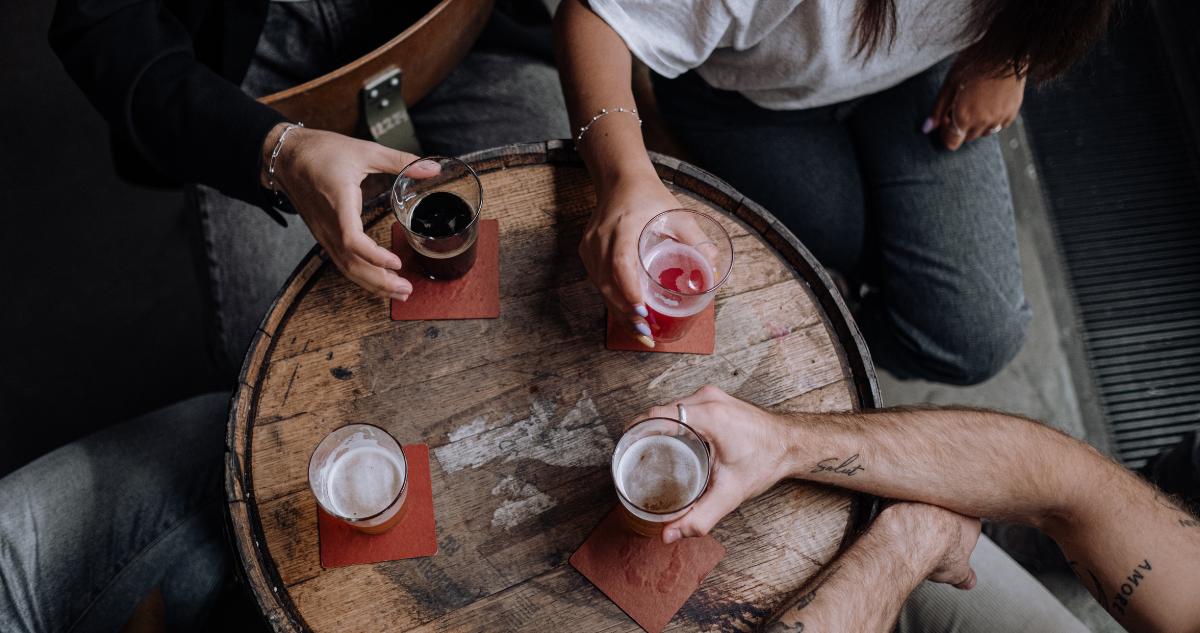 Bebidas alcohólicas- Pexels