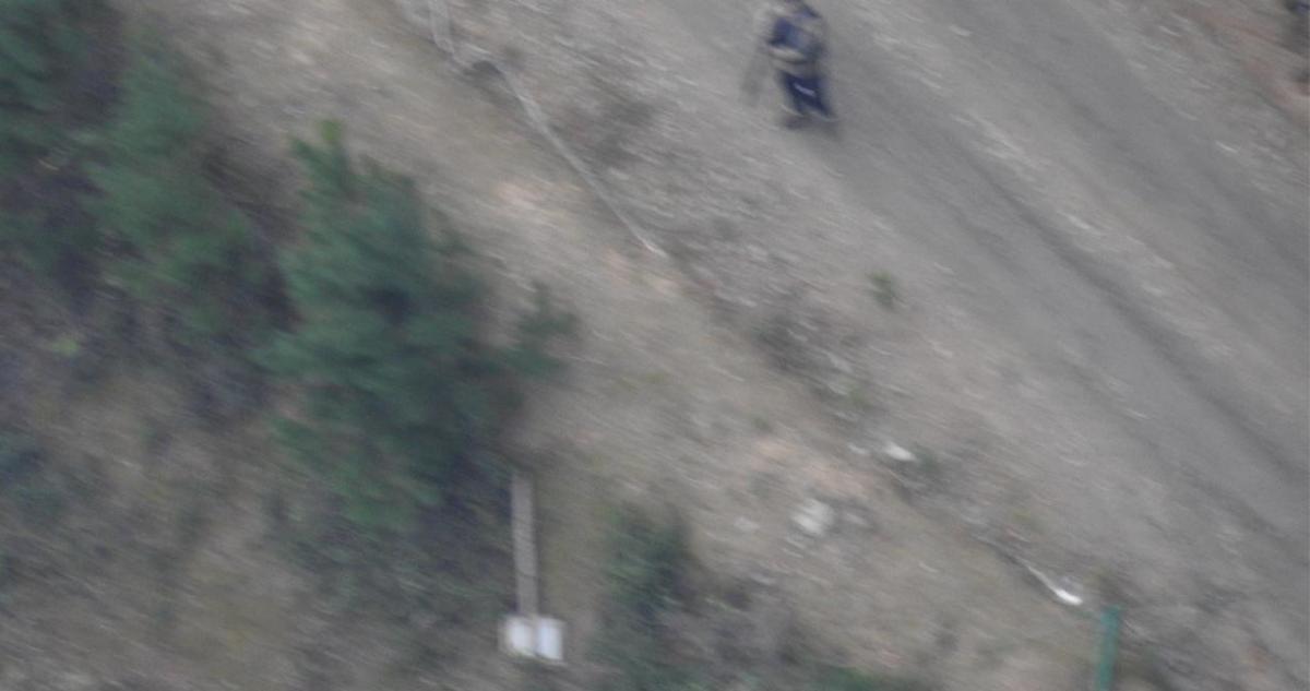Encapuchados cortan ruta en Cañete
