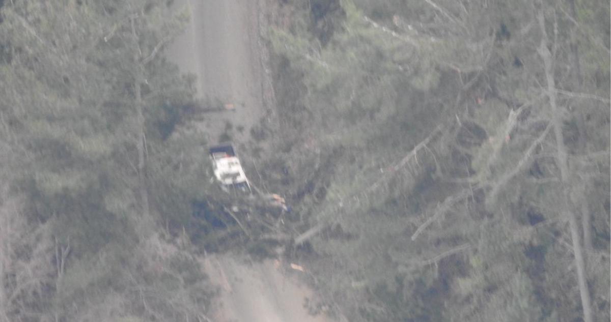 Encapuchados cortan la ruta en Cañete