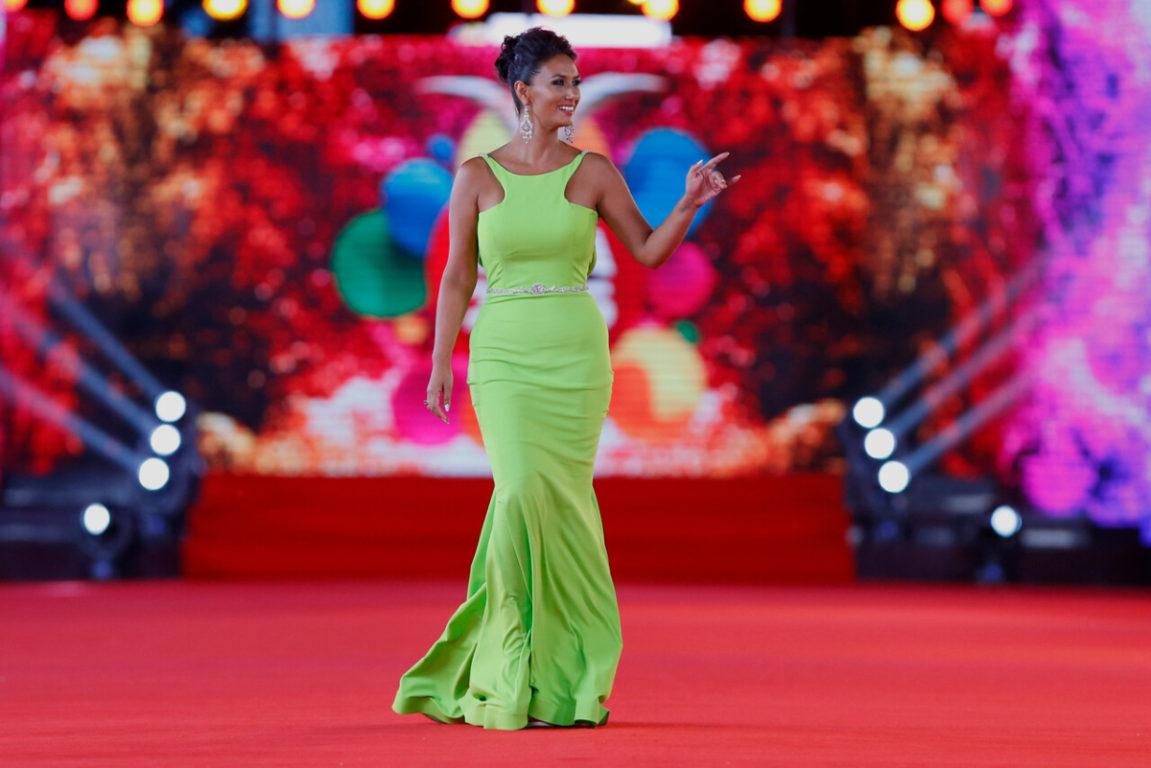 Pamela Díaz Gala Viña 2016