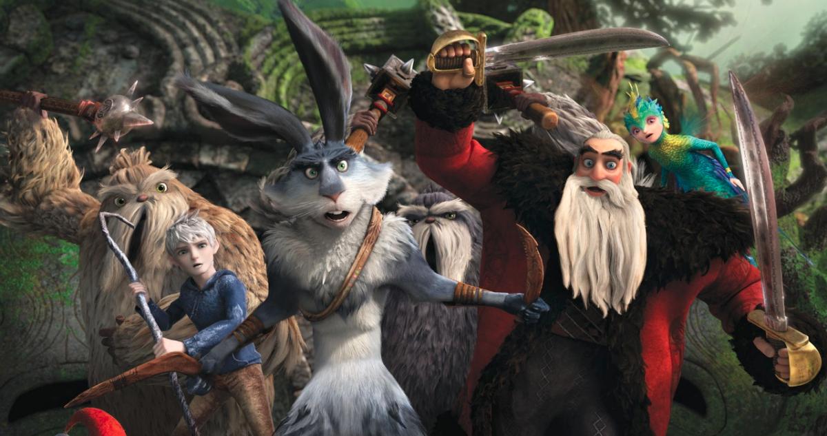 Películas para niños en Netflix