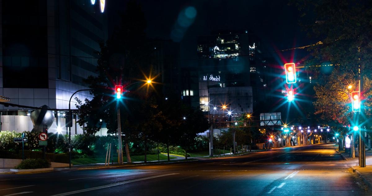 calles en horario toque de queda