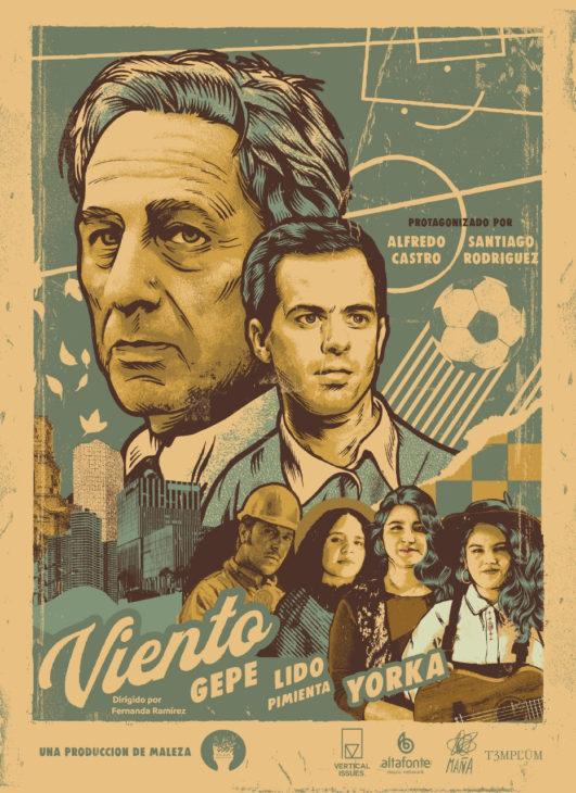 Homenaje a su padre: Yorka estrena canción con Gepe y Lido Pimienta +  videoclip con Alfredo Castro | Artes y Cultura | BioBioChile